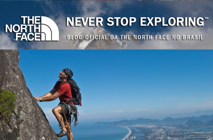 WEB: Blog Oficial da The North Face
